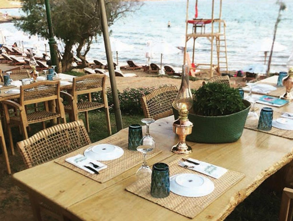 NIRIIDES - ZEN BEACHrestaurant