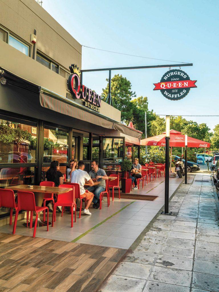 Athens south suburbs Glyfada