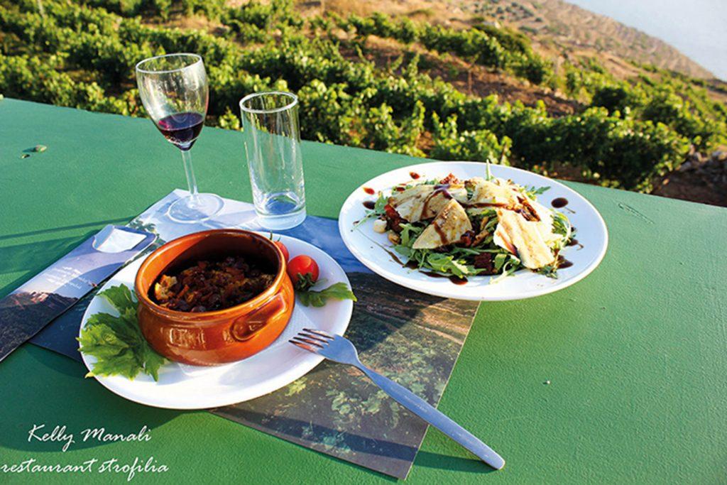 Wine tasting in Samos