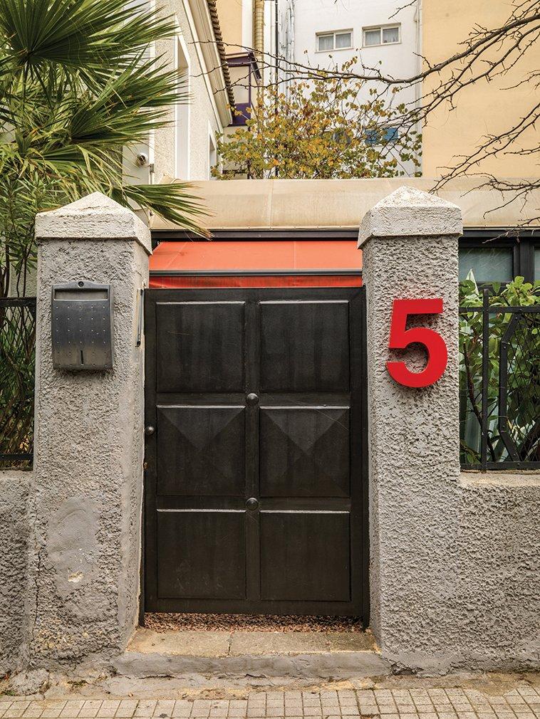 Red Design Consultants front door