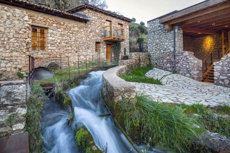 Open-Air Water Power Museum